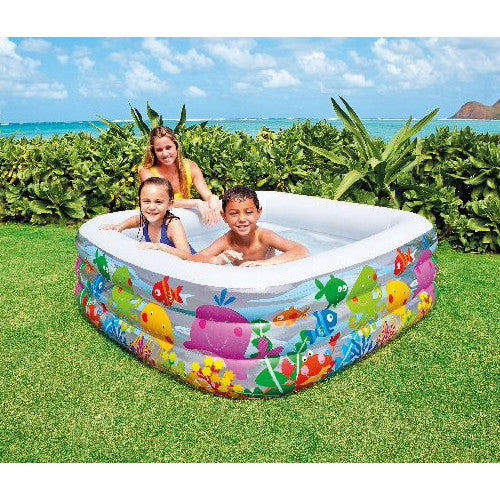 Intex Clearview Aquarium Pool Delx Pool