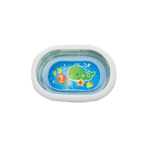 Intex Oval Whale Fun Pool Deluxe Pool