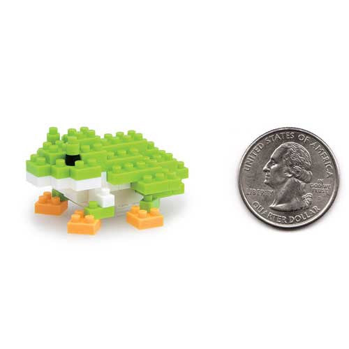 Nanoblocks Tree Frog Nanoblocks
