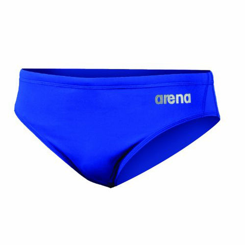 Arena Space Poly Brief Royal Blue 28