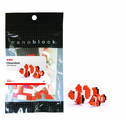 Nanoblocks Clown Fish