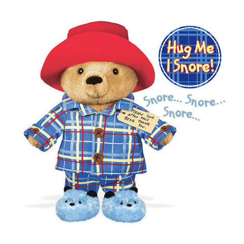 Yottoy PJ Time Paddington Bear