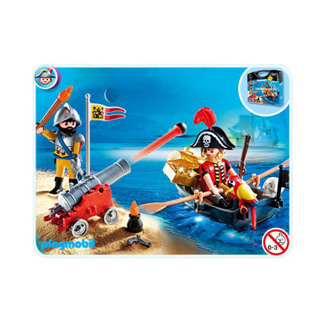 Playmobil Carrying Case Pirates