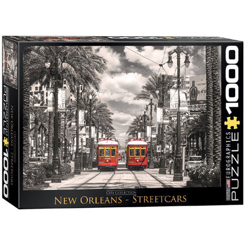 Eurographics 1000pc New Orleans Streetca