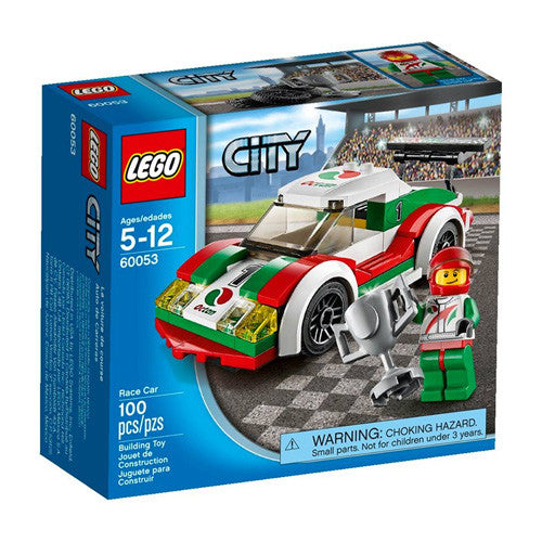 Lego City Race Car