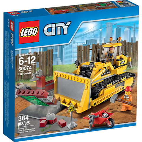 Lego City Demo Bulldozer