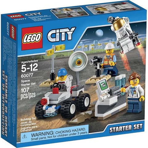 Lego City Space Starter Set
