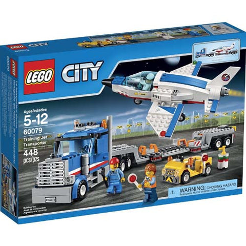 Lego City Space Training Jet Transporter