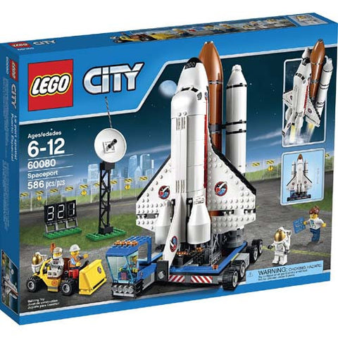 Lego City Space Spaceport