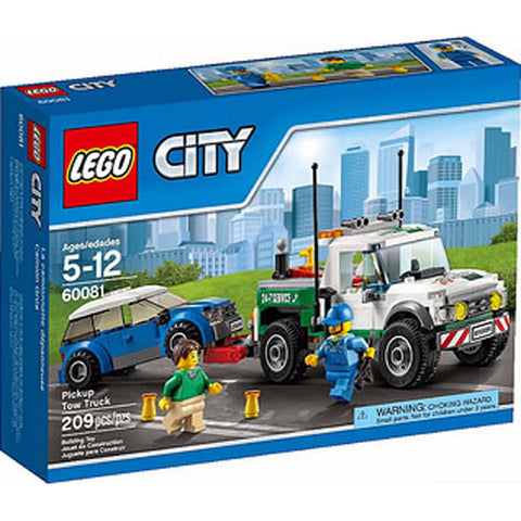 Lego City Veh Pickup Tow Truck
