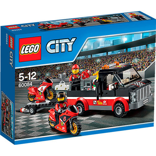 Lego City Veh Racing Bike Transport