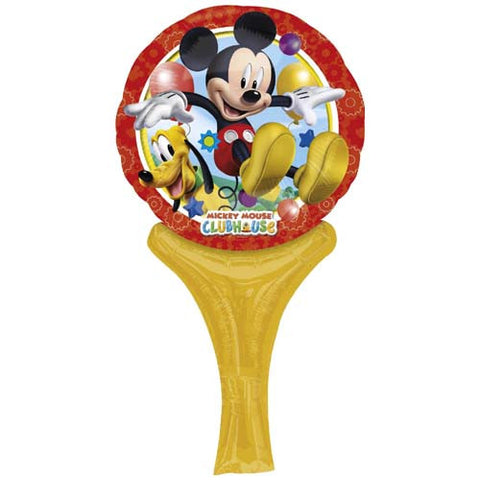 Anagram Inflate A Fun  Mickey Mouse