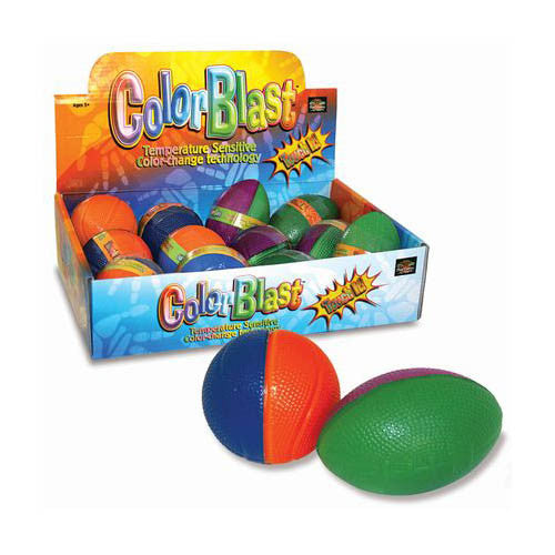 "Play Visions 3"" Mini ColorBlast Ball Ast"