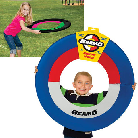 Toysmith Beamo Flying Hoop Frisbee