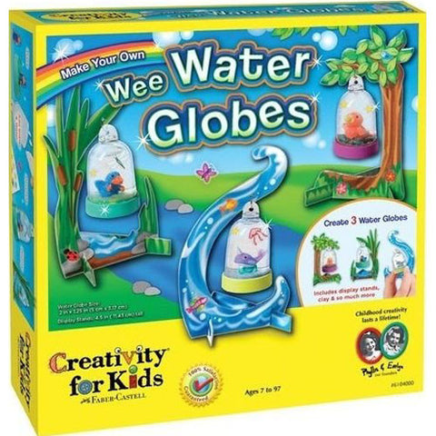 Creativity Make Your Own Wee Water Globe