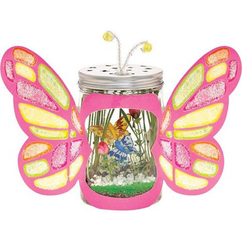Sparkle n Grow Butterfly Terrarium