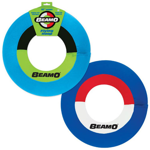Toysmith Mini Beamo Flying Hoop Frisbee