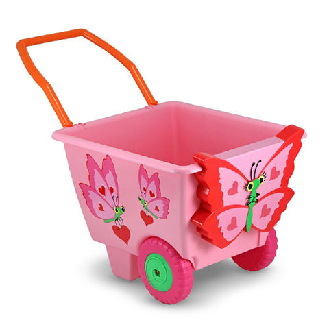 M&D Bella Butterfly Cart