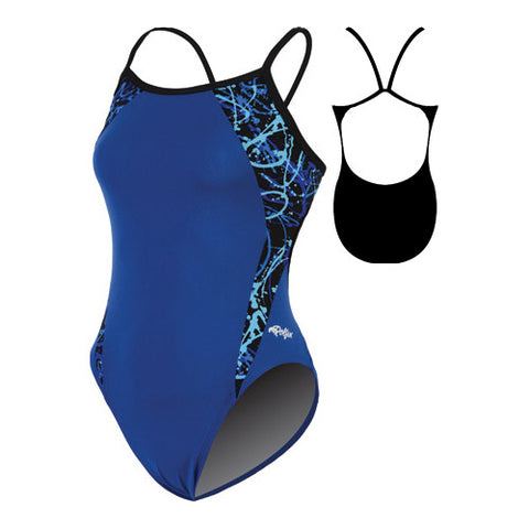 Dolfin Galaxy Splice Blue 26