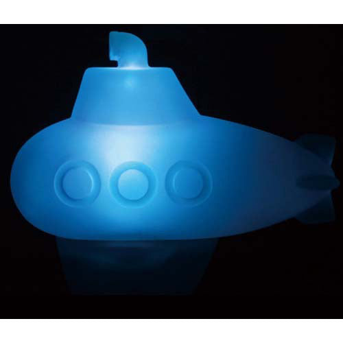 Dreams USA Bath Light Blue Submarine