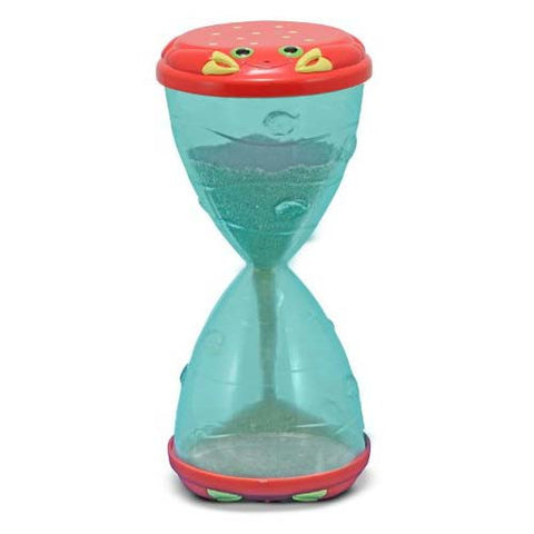 M&D Clicker Crab Hourglass Sifter/Funnel