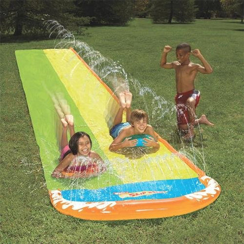 Wham-O Wave Rider Double w/Slide Boogies