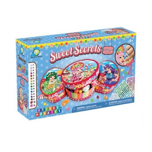 Orb Factory Sweet Secrets Jewelry Box