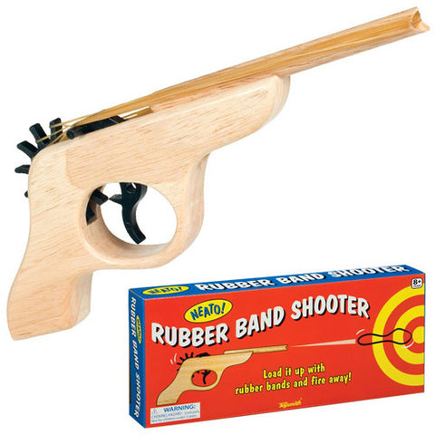 Toysmith Rubber Band Gun