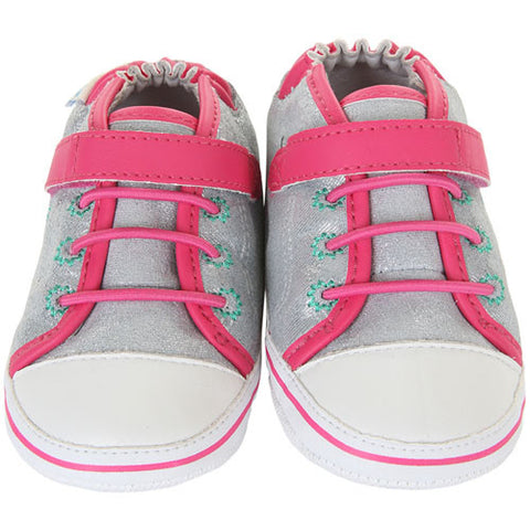Robeez Girls Felicity Pink US 4
