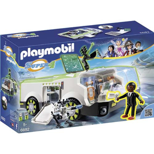 Playmobil Super 4 Techno Chameleon
