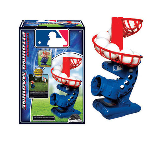 Franklin Learn to Pitching Machine