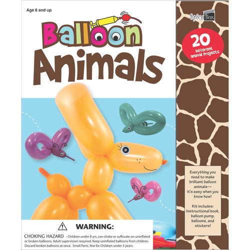 Spicebox Balloon Animals