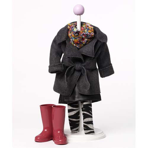 Alexander Doll Fall Weather Chic Outfit