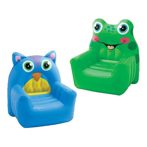 Intex Cozy Animal Chairs