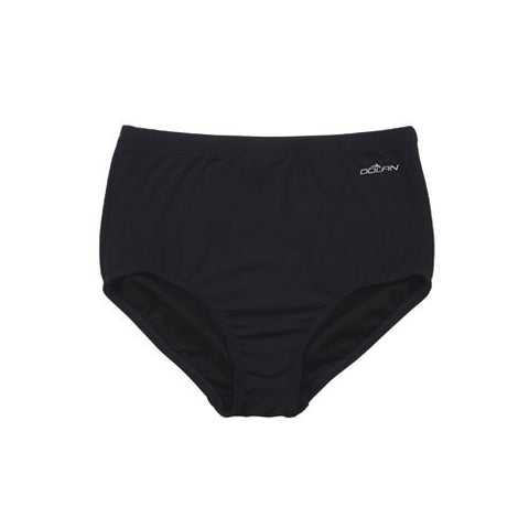 Dolfin Solid Tankini Brief Black XS