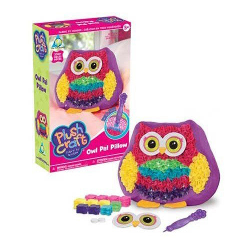 Orb Factory PlushCraft Owl Pal Pillow