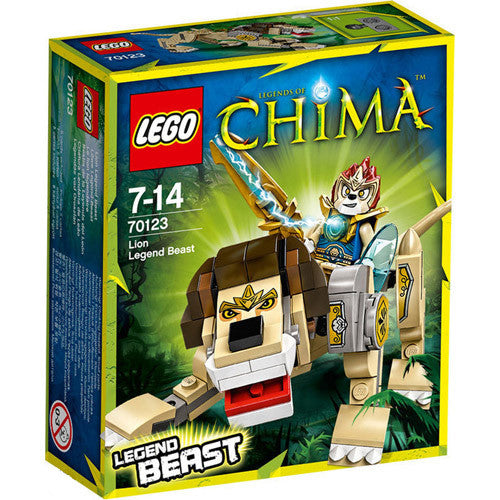 Lego Chima Lion Legend Beast