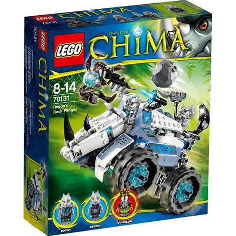 Lego Chima Rogon's Rock Flinger