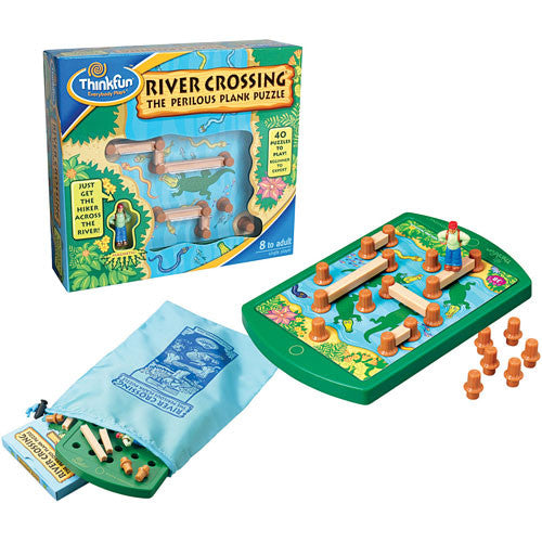 ThinkFun River Crossing Game
