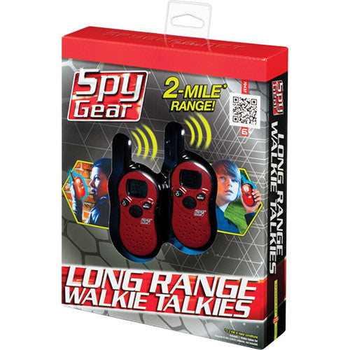 Spy Gear Ultra Range Walkie Talkies