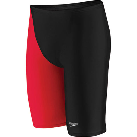 Speedo LZR Elite2 HW Jammer Black/Red 24