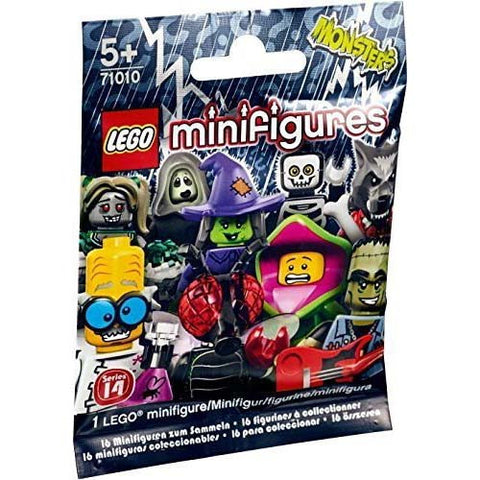 Lego Minifigures Monsters Series 14