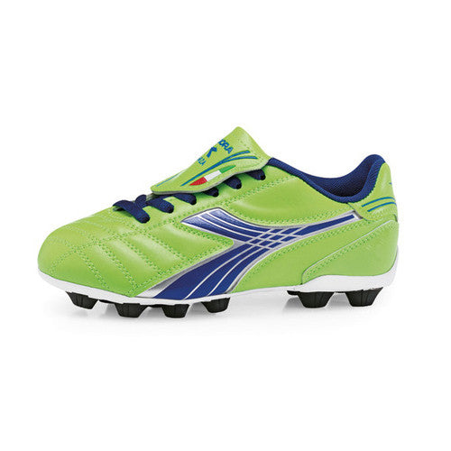 Diadora Forza MD Jr Lime Dark 13.0 Youth