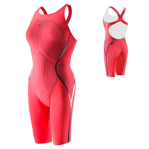LZR Racer X Fem Open Back Hot Coral 25L