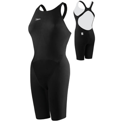 Speedo Women's LZR Comfort Strap 26 Black