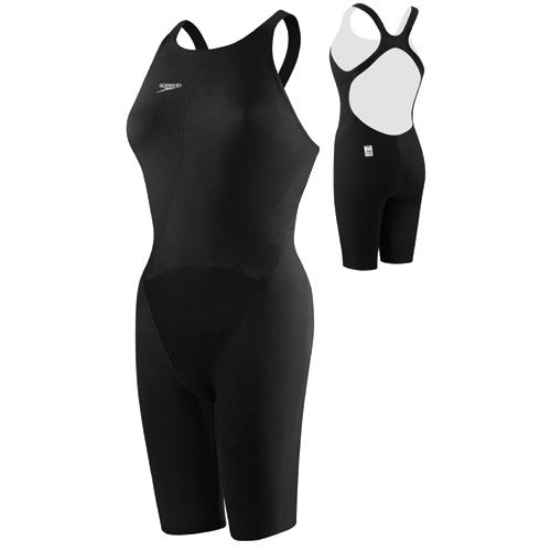 Speedo Women's LZR Comfort Strap 24 Black
