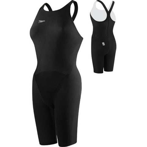 Speedo Women's LZR2 Closed Back Black 25