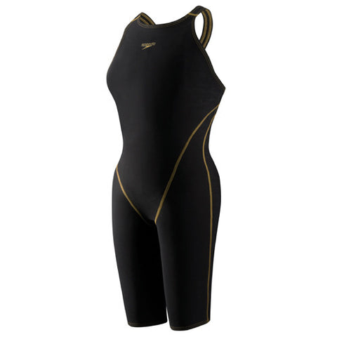 Speedo LZR Racer Pro Kneeskin Black/Gold 25