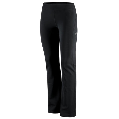 Speedo Female Yoga Pant Black SM