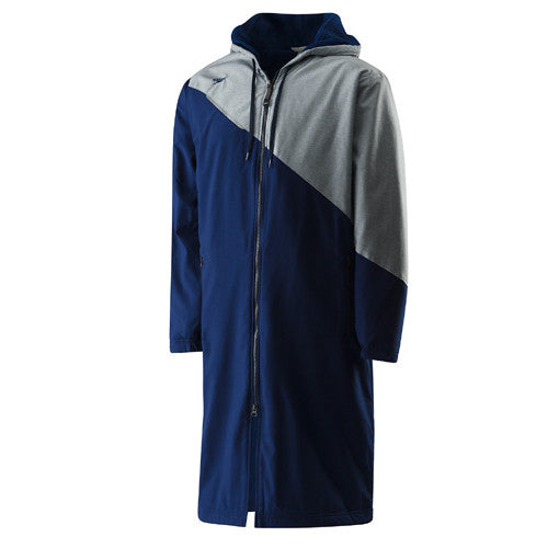 Speedo Color Block Parka SM Navy